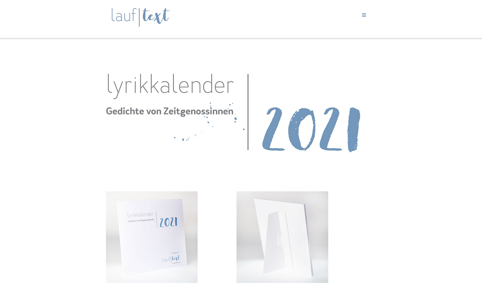 referenz web – lauftext sidebar